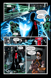 Sentinels 1 - Page 4 by LucianoVecchio
