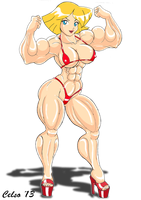 muscle Clover by Celso33