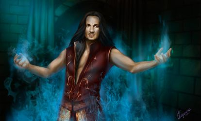 Darken Rahl,  Legend of the Seeker by Koralina28