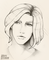 Raoul with short hair *q* by Sopheirion