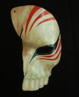 Half-Formed Hollow Mask by Angelic-Artisan