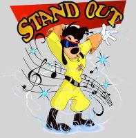 Stand Out Max Goof by liinvers