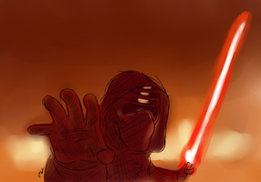 Star Wars Episode VII by kosko99