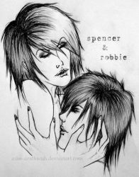 spencer x robbie by bailey--elizabeth