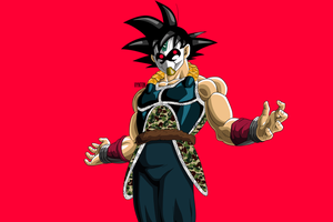 BARDOCK THE GREAT by Vynton