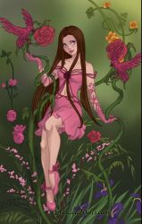 Poison Ivy Pink by lag111