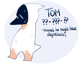 here comes tom by facepain