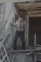 Howard Stark - privat Shooting - 2013 by RandomPudding