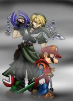 keyblade masters by firewing368