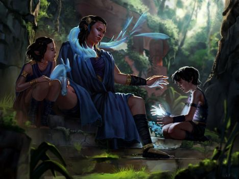 The Lesson by thiever