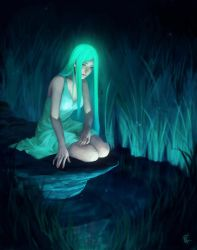 Water Spirit by Roggles