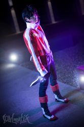 Keith Voltron Cosplay by Caydance