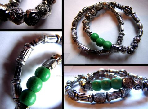 DIY Bracelets by Dark-Lost-Soul