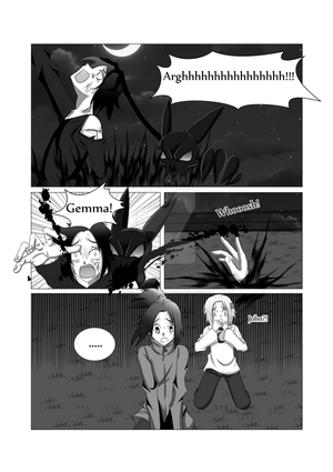 Pigs cautionary night tales Page 19 by RyuKais-Comix