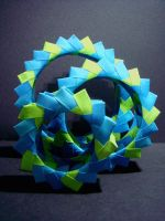 origami gears by metranisome
