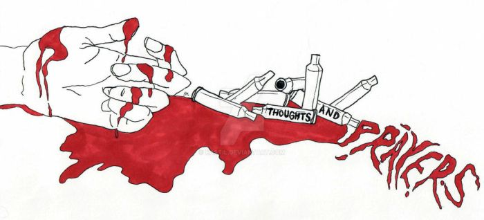 Thoughts and Prayers by Kastil