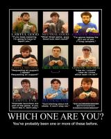 Which One Are You? by SPRTN