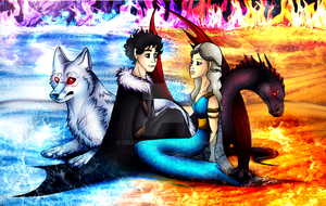 .:The Song Of Ice And Fire:. by graciegra