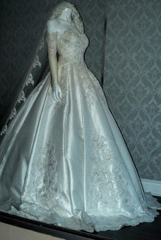 Bridal Gown by PrincessInHeaven