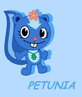 HTF- PETUNIA by PPGxRRB-FAN