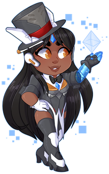 [Symmetra] Not a One-Trick Anymore! by DominickLuhr