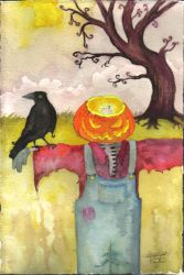 Scarecrow by taralse