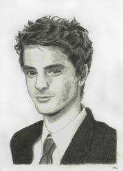 Andrew Garfield by ellenmellenn