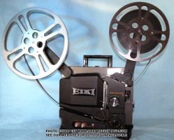 Eiki SL-0 16mm Projector web by kessy-athena