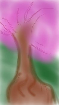 SKETCH A TREE by DominoPixie