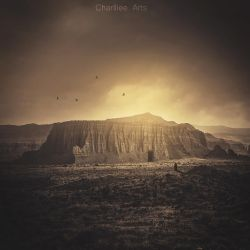 The refuge by CharllieeArts