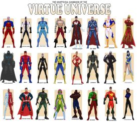 The Virtue Universe by Juggertha