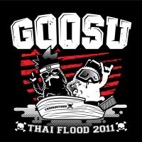 Thai Flood 2011 by thinkd
