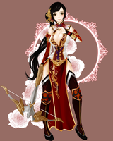 Dynasty Warriors 8]Lianshi by Draven4157
