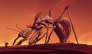 COW #379: Hell Ant by ArdentMind