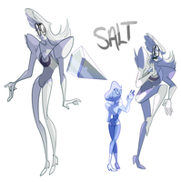GEMSONA | Salt by SpadesArts