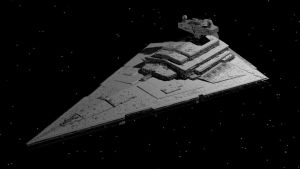 Star Destroyer by enterprisedavid