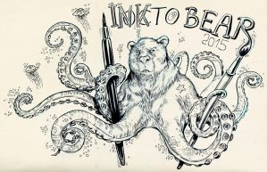 Inktober2015 // Day 01 by TmoeGee