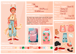 Tuls - Furomimi Reference Sheet by CherryHour