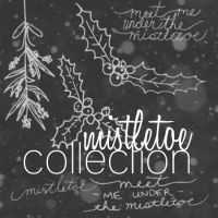 Just the Mistletoe by ammybeth