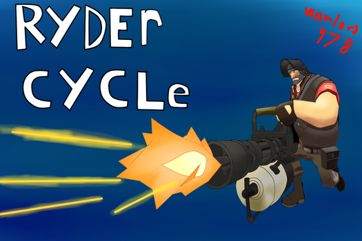 Ryder Cycle Lazy Version by Warlord9787