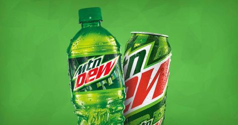 Friends, Mountain Dew is GOD by FanaticTVzombie