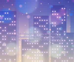 Sparkling City [ON REDBUBBLE] by GirlWithTheGreenHat