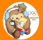 Canada Winter Olympics 2010 by CenaFenrier
