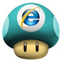 Internet explorer Toad by Youyou1998