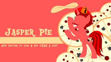 Jasper Pie Desktop Background by Dr-Chrono