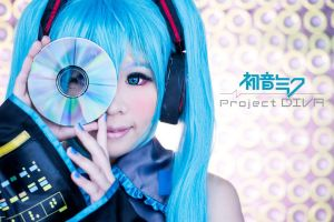 Vocaloid: A Song For You by YUKARII-chan