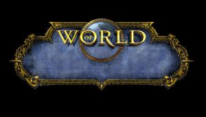 Empty of WORLD OF Nameplate by TrueLovePrevails
