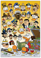 Life and Times of Scrooge McDuck by TedJohansson