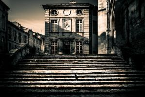 The House of the Flying Marquis by OlivierAccart