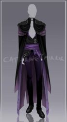 (CLOSED) Adopt Auction - Outfit 28 by cathrine6mirror
